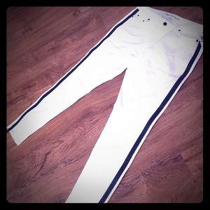 NEW - MICHAEL KORS White skinny jeans